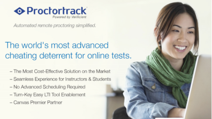 Taking Online proctored exam with proctortrack - Hype News