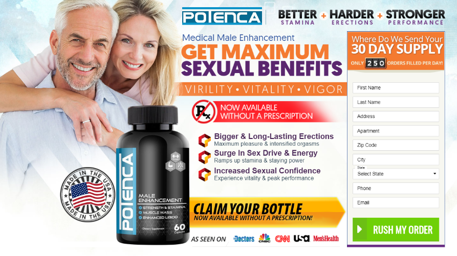 Potenca Male Enhancement Reviews - Does This Potenca Supplement Really Work? - Hype.News: Free on