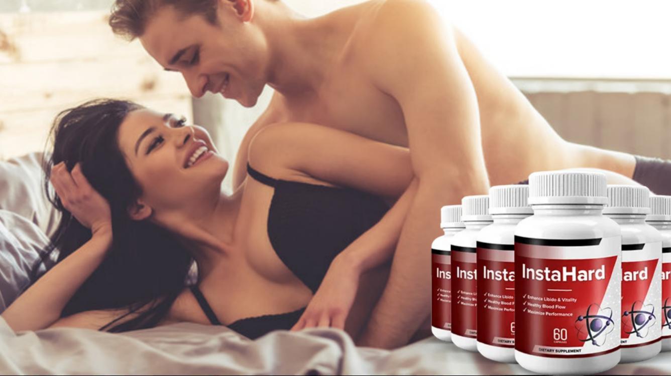 Instahard Male Enhancer- Reveiws, Dose it Really Work? Read Ingredients &  Benefits - Hype.News: F...