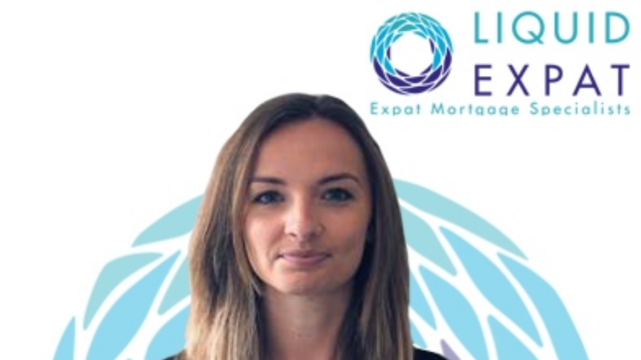 Meet Rebecca Devany the new face of Liquid Expat Mortgages in Hong